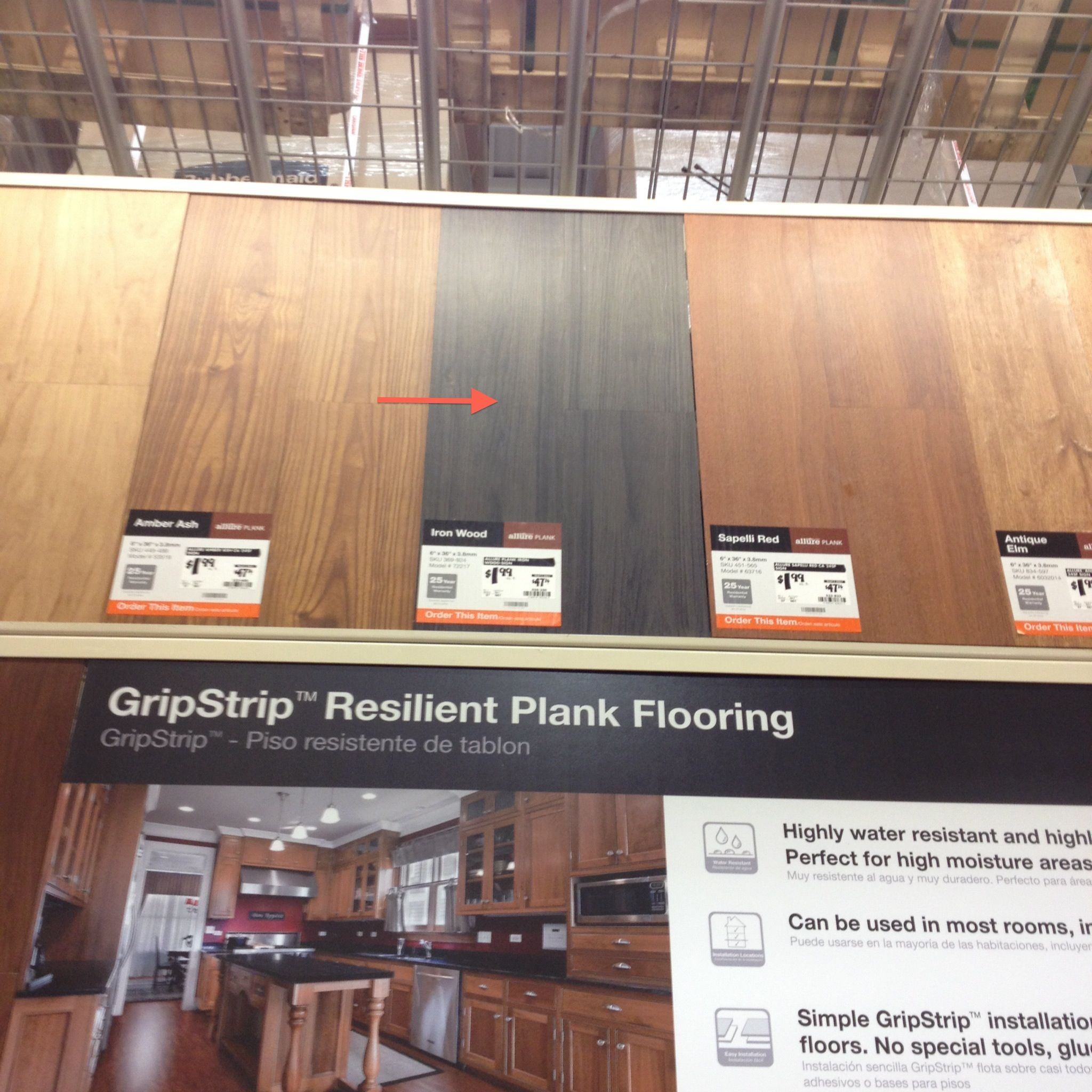 Perfect The Basement Flooring With Allure Home Depot