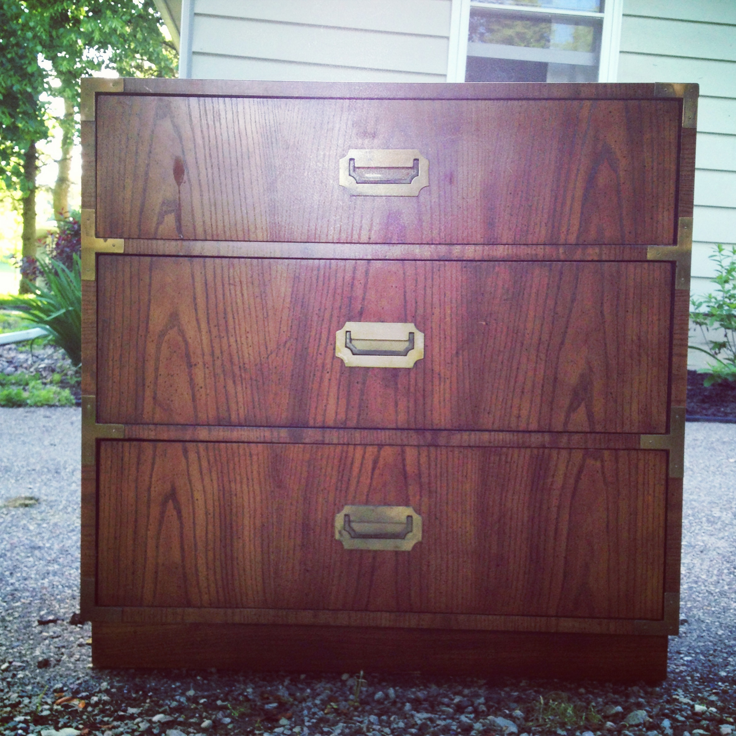 Some Furniture Finds And Craigslist Tips