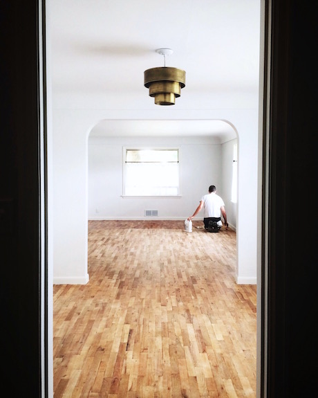 The Wits~ A couple refurbishing, remodeling and designing homes and furniture